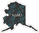 State of Alaska Magnets